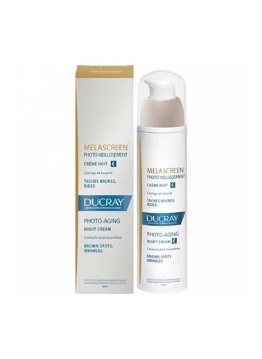 Ducray  Melascreen Photo-Aging Night Cream 50Ml Renksiz